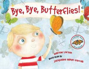 Book Cover Bye Bye Butterflies