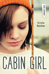 Book Cover Cabin Girl
