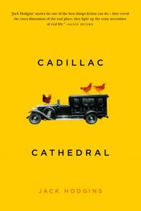 Book Cover Cadillac Cathedral