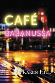Book Cover Cafe Babanussa