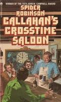 Book Cover Callahan's Crosstime Saloon