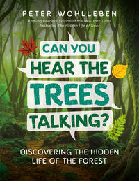 Book Cover Can You Hear the Trees Talking
