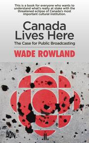 Book Cover Canada Lives Here