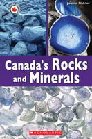 Book Cover Canada's Rocks and Minerals