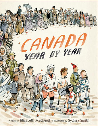 Book Cover Canada Year By Year