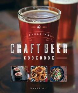 Book Cover Canadian Craft Beer Cookbook