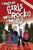 Book Cover Canadian Girls Who Rocked the World