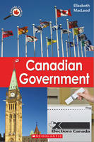 Book Cover Canadian Government