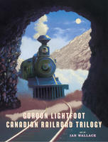 Book Cover Canadian Railroad Trilogy