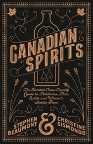 Book Cover Canadian Spirits