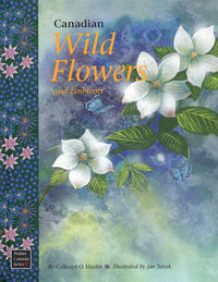Book Cover Canadian Wild Flowers and Emblems