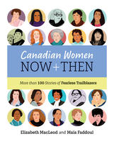 Book Cover Canadian Women Now and Then