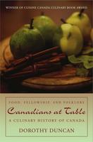 Book Cover Canadians at the Table