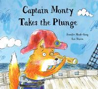Book Cover Captain Monty