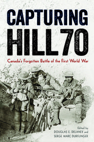 Book Cover Capturing Hill 70