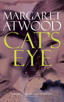 Book Cover Cat's Eye