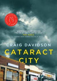 Book Cover Cataract City