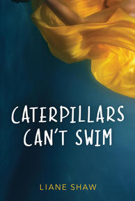 Book Cover Caterpillars Can't Swim