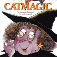 Book Cover Catmagic