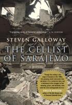Book Cover Cellist of Sarajevo