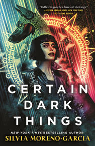 Book Cover Certain Things