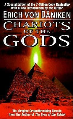 Book Cover Chariots of the Gods