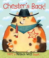 Book Cover Chester's Back