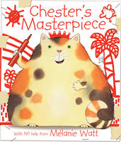 Book Cover chester's masterpiece