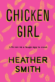 Book Cover Chicken Girl