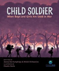 Book Cover Child Soldier