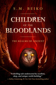 Book Cover Children of the Bloodlands