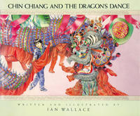 Book Cover Chin Chiang and the Dragon's Dance