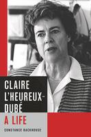 Book Cover Claire L'Heaureax Dube
