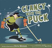 Book Cover Clancy with the Puck
