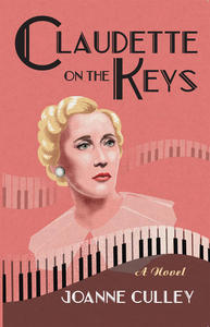 Book Cover Claudette on the Keys