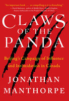 Book Cover Claws of the Panda