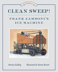 Book Cover Clean Sweep