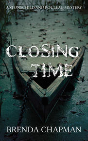 Book Cover Closing Time