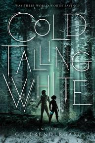 Book Cover Cold Falling White