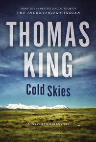Book Cover Cold Skies