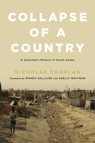 Book Cover Collapse of a Country