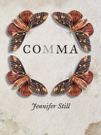 Book Cover Comma