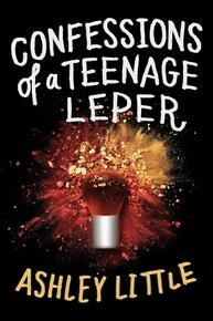 Book Cover Confessions of a Teenage Leper