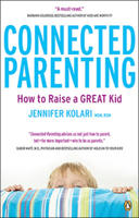 Book Cover Connected Parenting