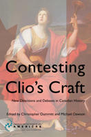 Book Cover Contesting Clios Craft