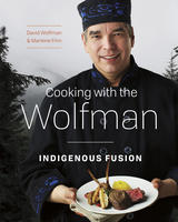 Book Cover Cooking With the Wolfman