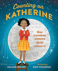 Book Cover Counting on Katherine