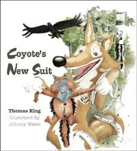 Book Cover Coyote's New Suit
