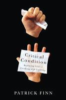 Book Cover Critical Condition