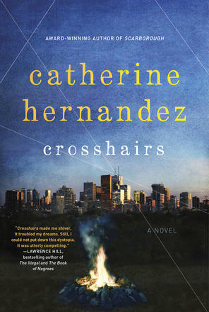 Book Cover Crosshairs